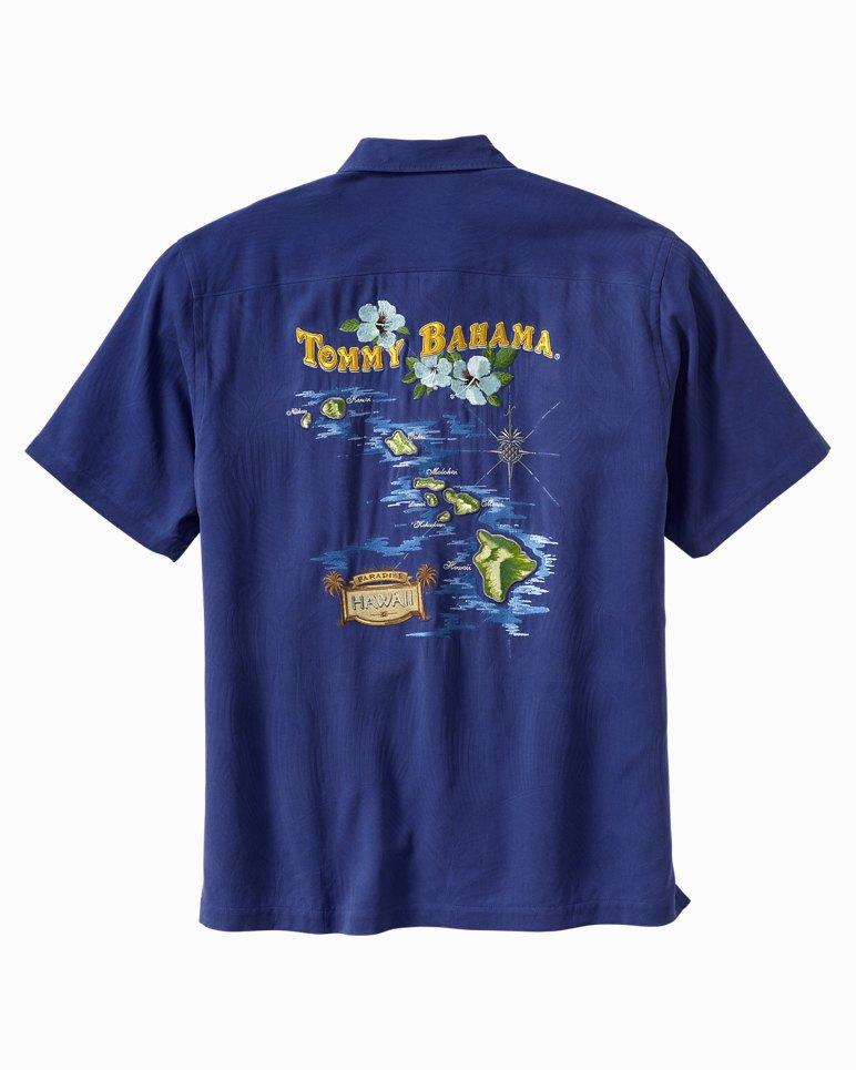 Paradise Hawaii Camp Shirt