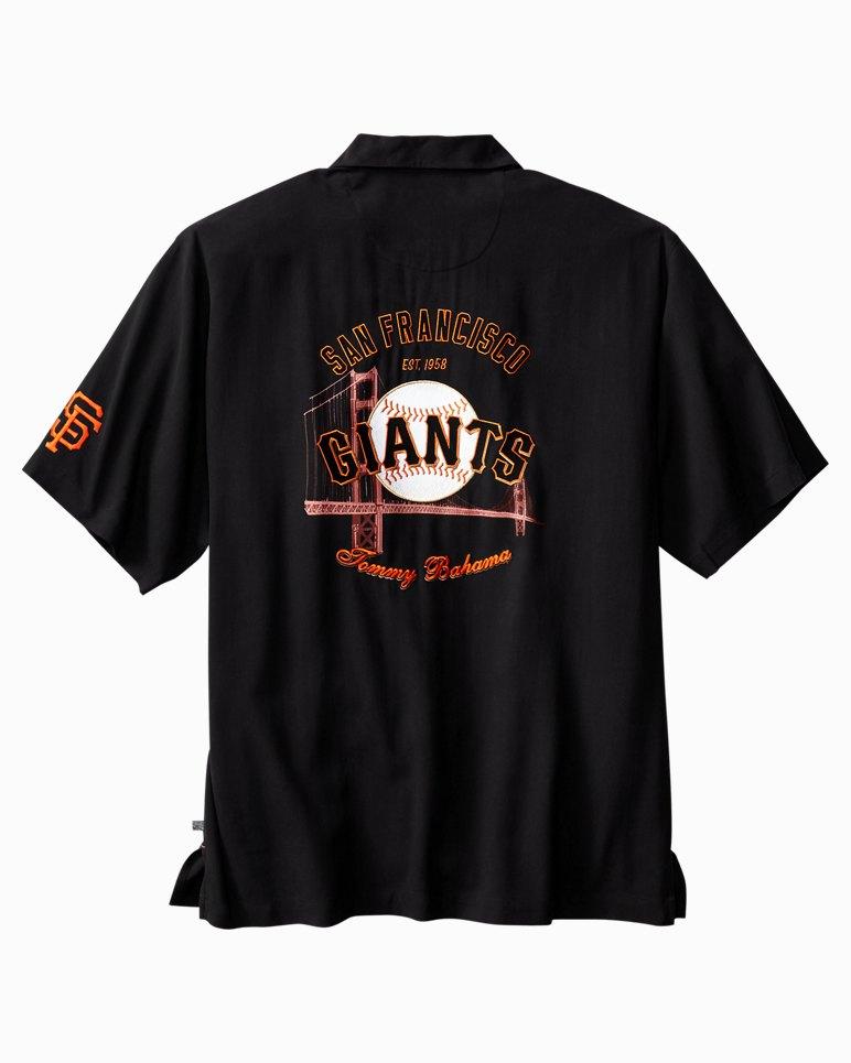 Mlb 174 San Francisco Giants Camp Shirt