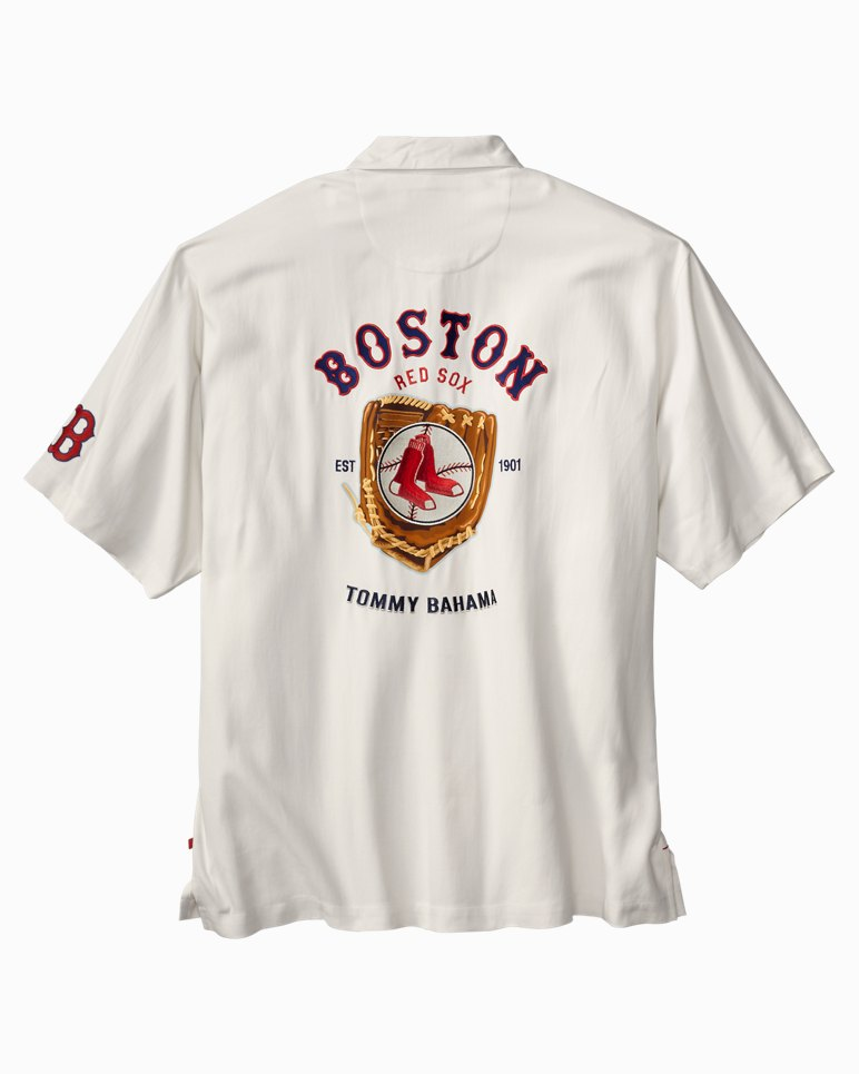 Mlb 174 Boston Red Sox Camp Shirt