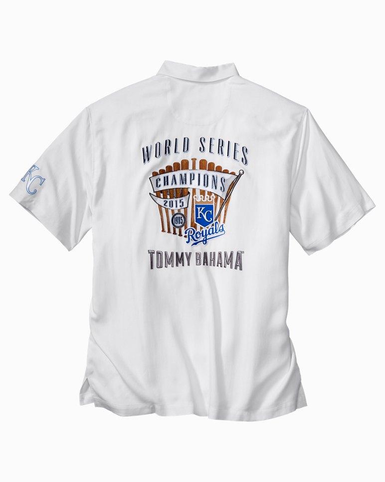 MLB® Kansas City Royals 2015 World Series™ Camp Shirt