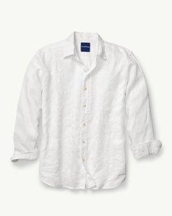White Night Linen Shirt