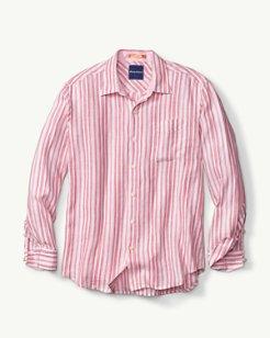 Pintado Stripe Linen Shirt