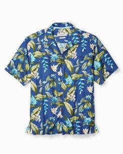 Briga Blooms IslandZone® Camp Shirt