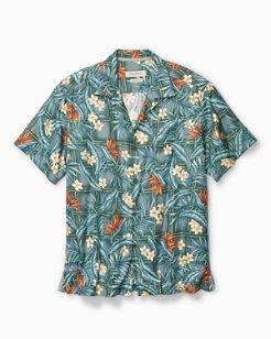 Teresina Trellis IslandZone® Camp Shirt