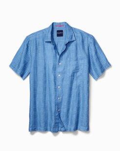 The Big Bossa Linen Camp Shirt