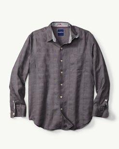 A Linen Legend Linen-Cotton Shirt
