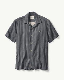Zaldera Stripe Camp Shirt