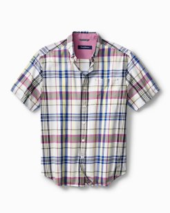 Pita Plaid Camp Shirt