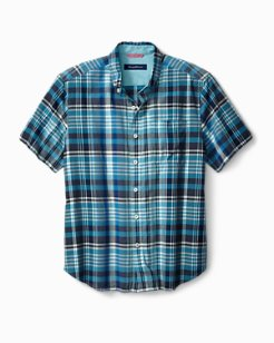 Midas Madras Camp Shirt
