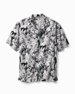 Oasis Blooms IslandZone® Camp Shirt