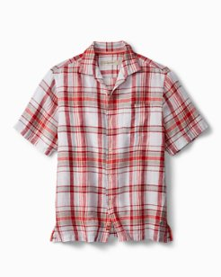 Plaid-O-Matic Camp Shirt