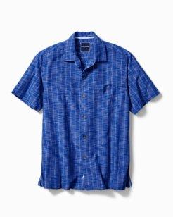 Seismic Stripe Camp Shirt