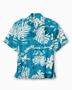 Aloha Fronds Camp Shirt