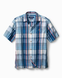 Madras Magic IslandZone® Camp Shirt