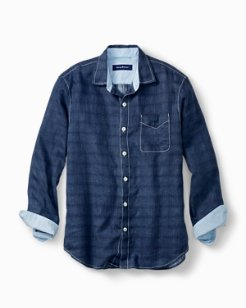 Beachy Breezer Linen Shirt