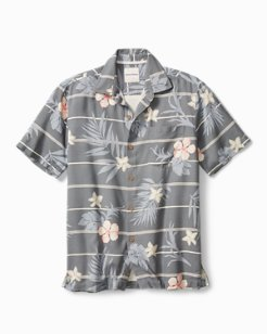 Tossed And Found Camp Shirt