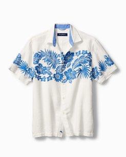 Waimea Wonder Linen Camp Shirt