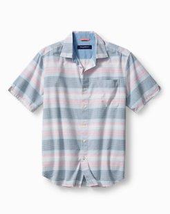 Clambake Stripe Camp Shirt