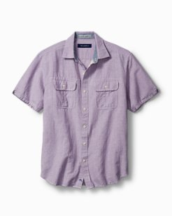 Captain Chambray Camp Shirt