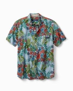 Argon Blooms Camp Shirt