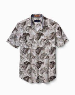Fez Fronds Camp Shirt
