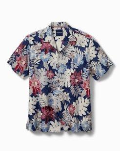 Desert Blooms Camp Shirt