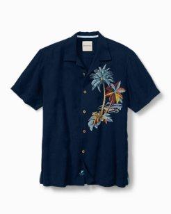 Moonlight Palms Camp Shirt