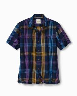 Mo' Rockin Plaid IslandZone® Camp Shirt