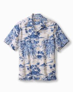 Destination Hawaii Camp Shirt
