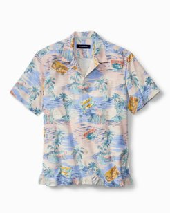 Destination Florida Camp Shirt
