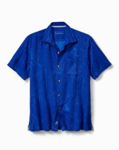 Point Break Palms Camp Shirt