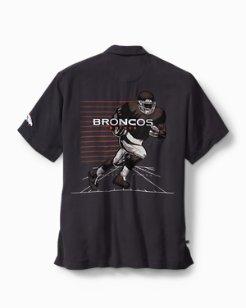 NFL Broncos Camp Shirt
