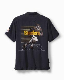 NFL Steelers Camp Shirt