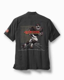 NFL 49ers Camp Shirt