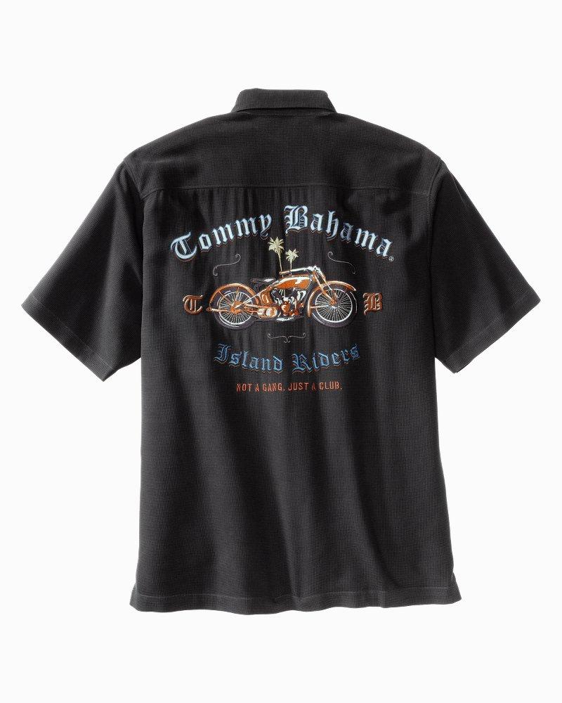 Tommy bahama island riders camp shirt customer reviews for Custom tommy bahama shirts