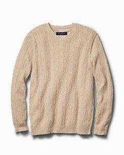 Sandsational V-Neck Sweater
