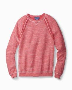 Sandy Bay Reversible Crewneck Sweater