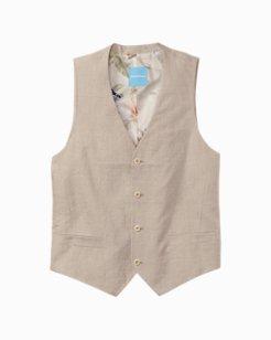 Mai Tai the Knot Irish Linen Vest