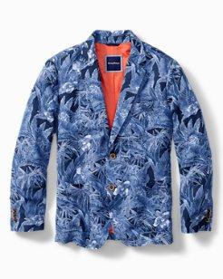Oasis Blooms Blazer