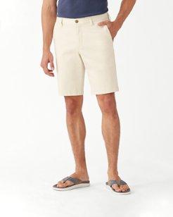 Boracay Flat-Front 10-Inch Shorts