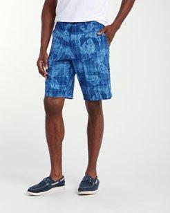 Flor Azul 10-Inch Shorts