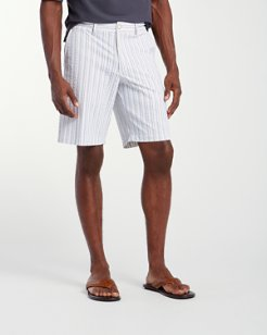 Hit The Links Stripe 10-Inch Shorts