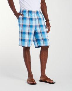 Matadero Linen 10-Inch Shorts