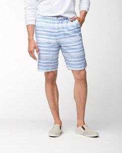 Sun Soaked Stripe 9.5-inch Shorts