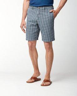 Bring'em Gingham 10-Inch Shorts
