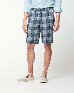 Caldera Plaid 10.5-Inch Shorts