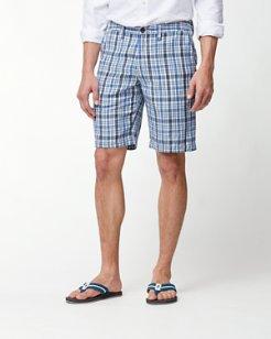 Sumatra Plaid 10-Inch Shorts