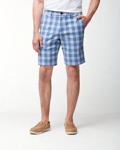 Check and Run 10-Inch Drop Shorts