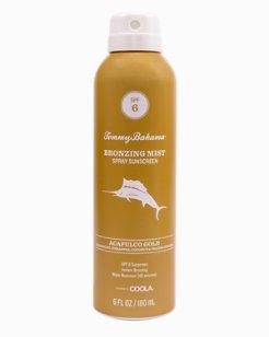 Acapulco Gold SPF 6 Bronzing Mist Spray Sunscreen by COOLA®