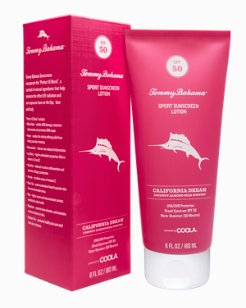 California Dream SPF 50 Sport Sunscreen Lotion by COOLA®